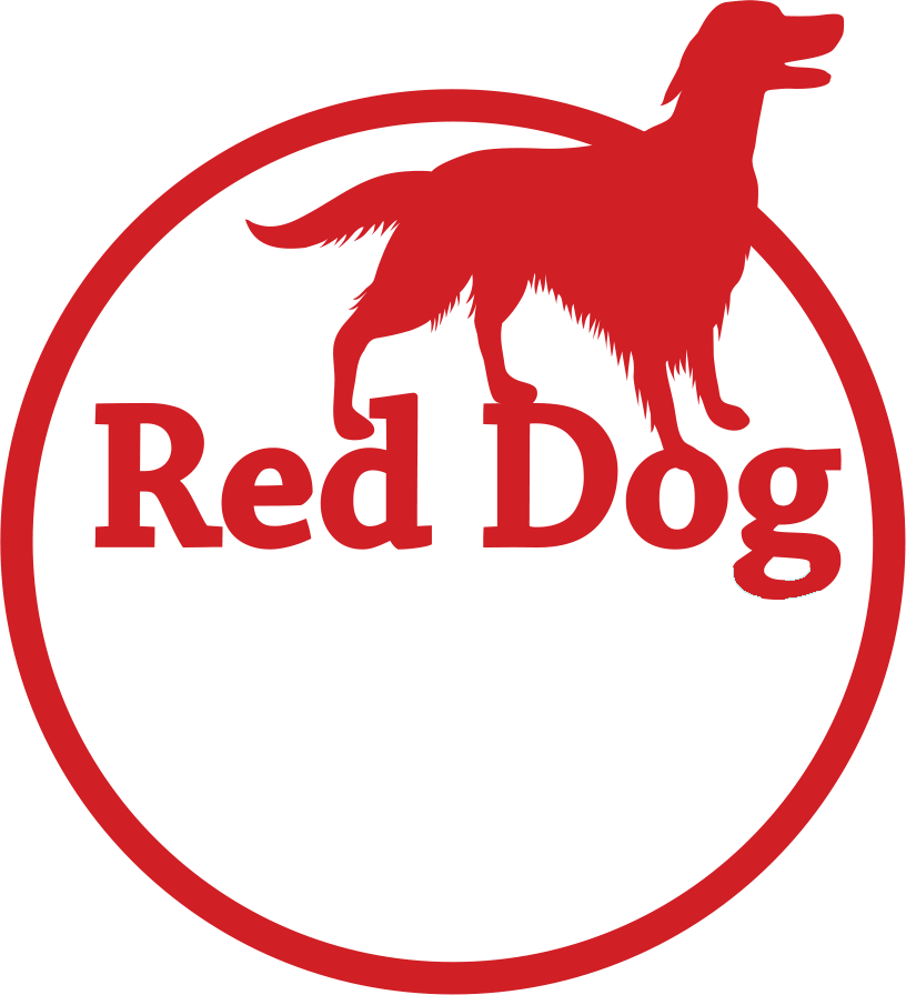 GK's Red Dog Tavern - Logo